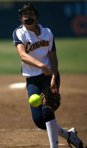 CCS Softball N. Dame vs. Catalina 053114