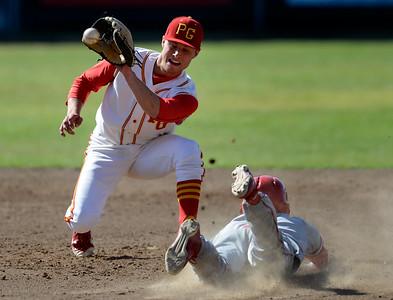 Carmel vs. PG baseball 042415