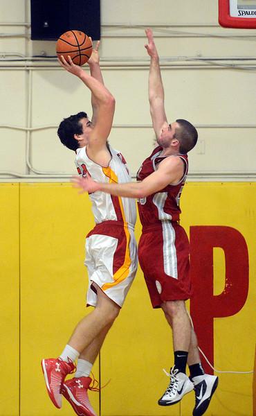 Carmel vs Pacific Grove Basketball 020615