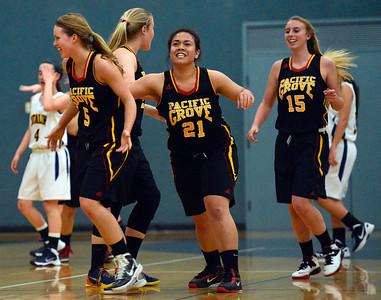 Catalina vs. P.G. Girls Basketball 012414