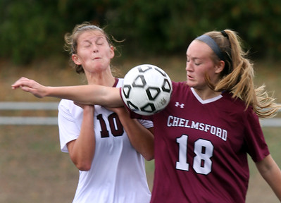 Chelmsford Groton-Dunstable soccer 102018
