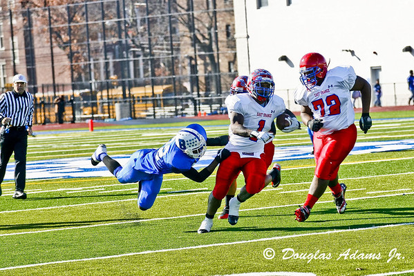 East Orange vs Barringer Thanksgiving 2011