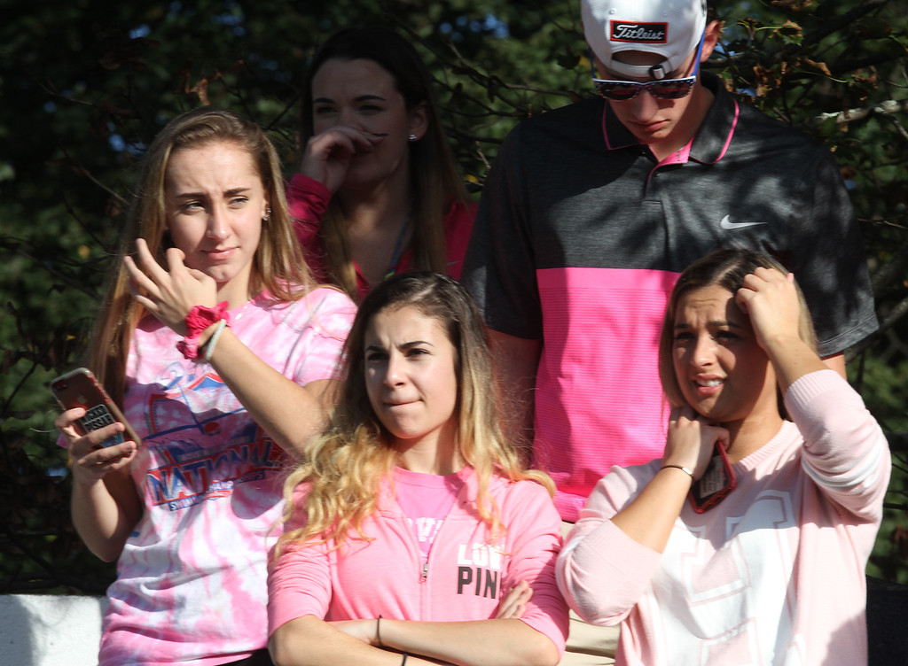 . Faces in the Crowd: Tewksbury vs Chelmsford football.  (SUN/Julia Malakie)