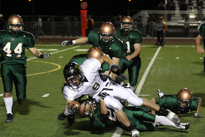 High School Football - Campo Verde  vs Vista Grande -  Independent Region Tournament Championship - Vista Grande won 24-18.