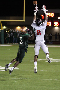 2012 Campo Verde Football VS. Williams Field