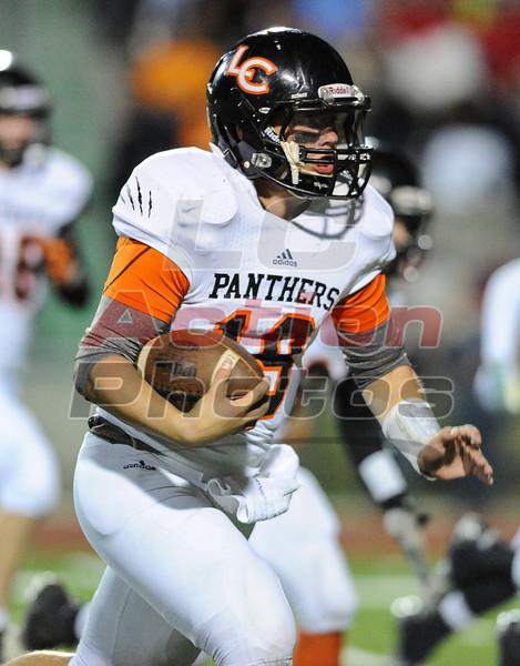 Mason TD run