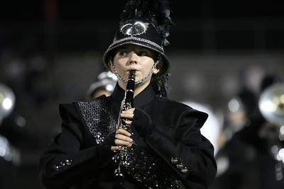 2014 Williams Field Blackhawks Marching Band