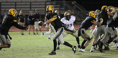 2016 Desert Vista @ Gilbert Football 10-7-16