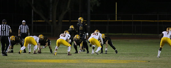 2016 Mountain Pointe @ Gilbert Football 10-28-16