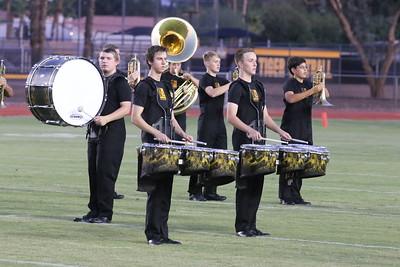 2019 Gilbert Tiger Band