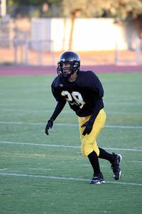 Gilbert High School Freshman Football vs Fremont Junior High School Freshman 9-24-10