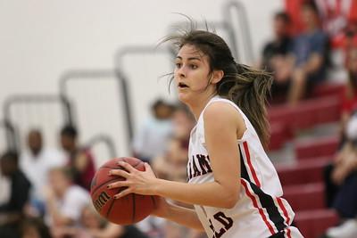 2013-2014 Williams Field Girls Basketball vs Moon Valley - State Playoffs 2-19-14
