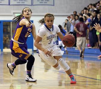 2014-2015 Girls Basketball Mesa @ Dobson 1-16-15