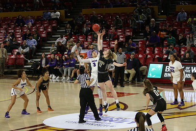 2018 2019 Gilbert Girls Basketball vs Millennium - State 5A Championship Game 2-25-19