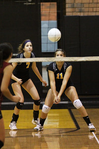 Gilbert High School Girls Volleyball Freshman vs Mountain Point