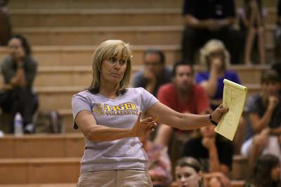 Gilbert High School Freshman Girls Volleyball vs Basha High School Freshman