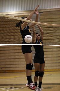 Gilbert Freshman Girls Volleyball vs Tucson Freshman 8/31/10