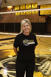 Coach Pam Miller,