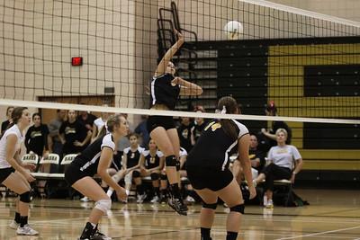 Gilbert High School JV Girls Volleyball vs Basha