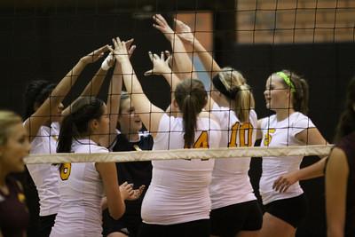Girls Volleyball - Gilbert High School JV vs Mountain Point