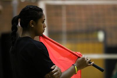 Gilbert High School Varsity Girls Volleyball vs Basha High School Varsity