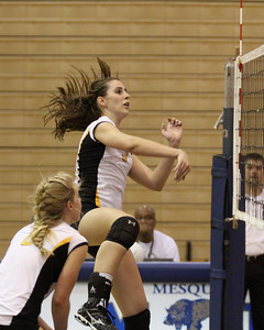 Gilbert Girls Volleyball Varsity vs Mesquite