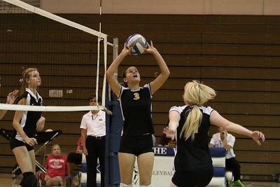 Gilbert Girls JV Volleyball vs Chandler JV