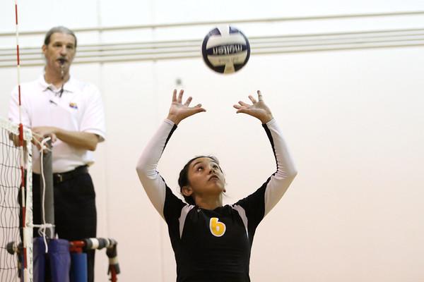2012 Sammi Brozak -Volleyball