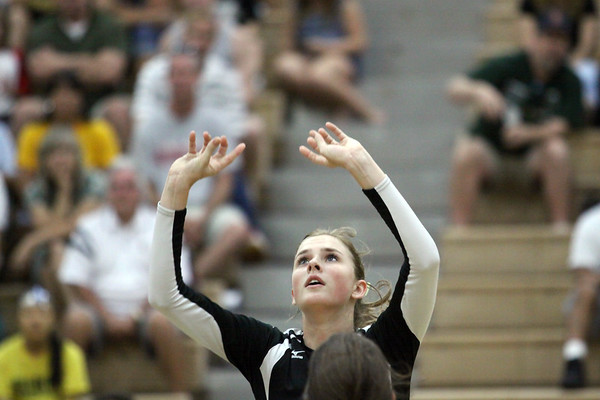 2012 Tatum Lostumo- Volleyball