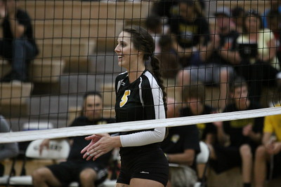 2012 Kayla Lederer - Volleyball
