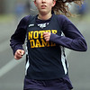 Greater Lowell, Notre Dame Academy & Northeast Tech track meet. Annabelle Fandozzi of NDA finishes 4th in girls' Mile.  (SUN/Julia Malakie)
