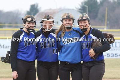 High School Softball