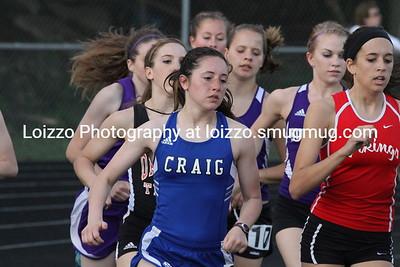 High School Track (girls)