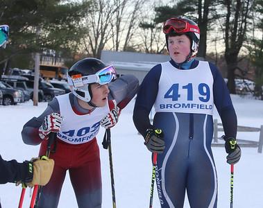 High school skiing 010918