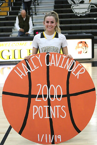 2000 Career Points
