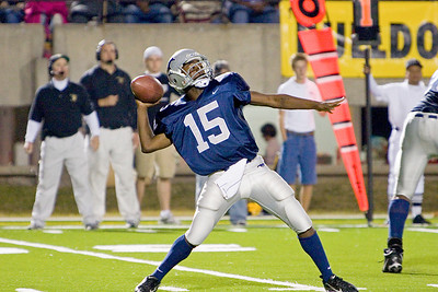 Lamar Consolidated vs Nederland 10/25/06