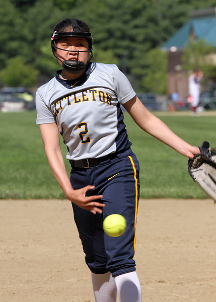 Littleton Ayer-Shirley softball 052318