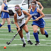 Littleton vs Bromfield field hockey. Littleton's Molly Magnette (2) and Bromfield's Jordan Hoover (9). (SUN/Julia Malakie)