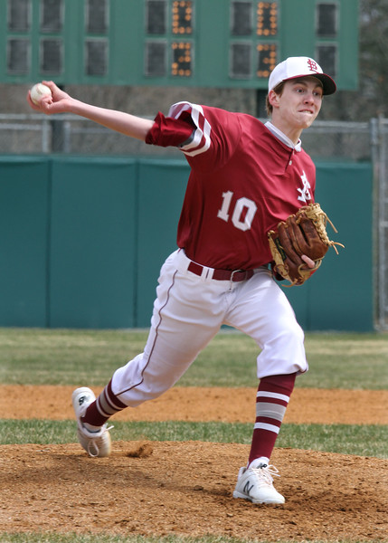Lowell Acton-Boxboro baseball 041818