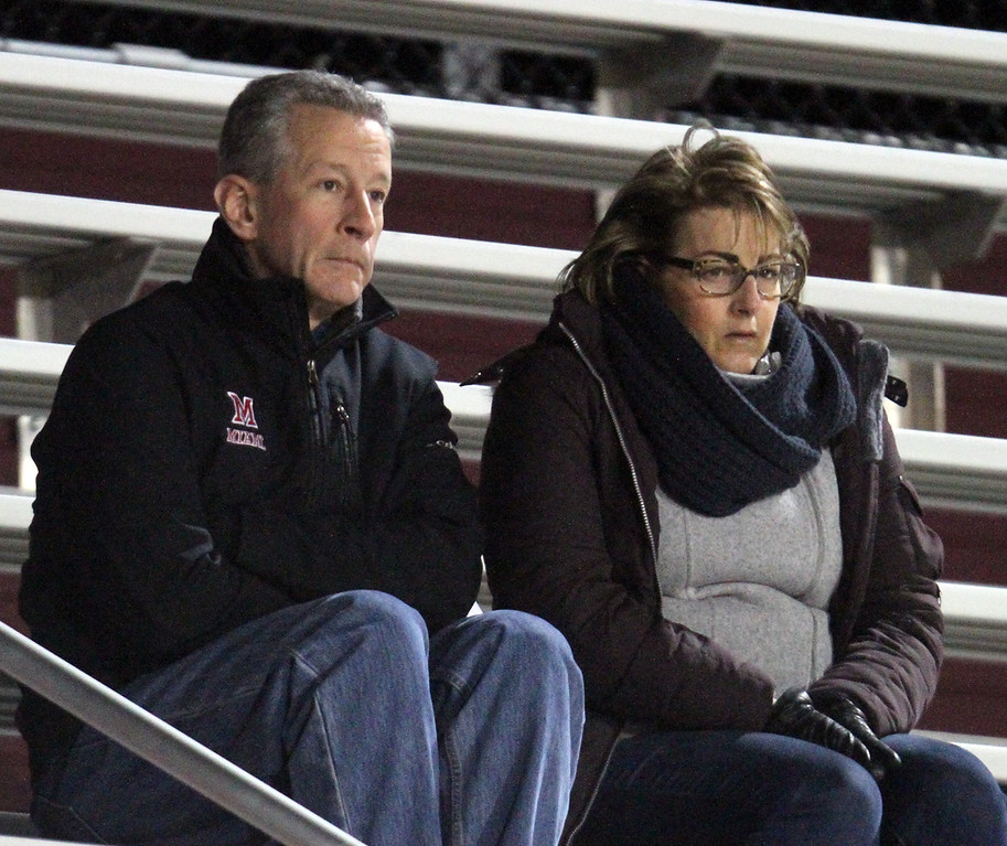 . Faces in the Crowd: Lowell vs Andover football. (SUN/Julia Malakie)