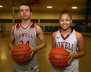 Lowell High basketball record holders 022218