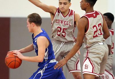 Lowell Pelham basketball 122717