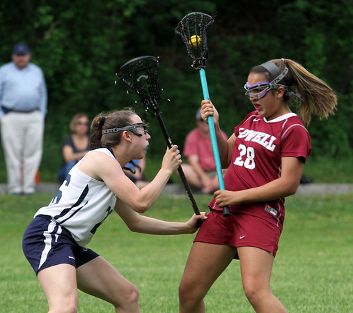 Lowell v Greater Lowell lacrosse 052518