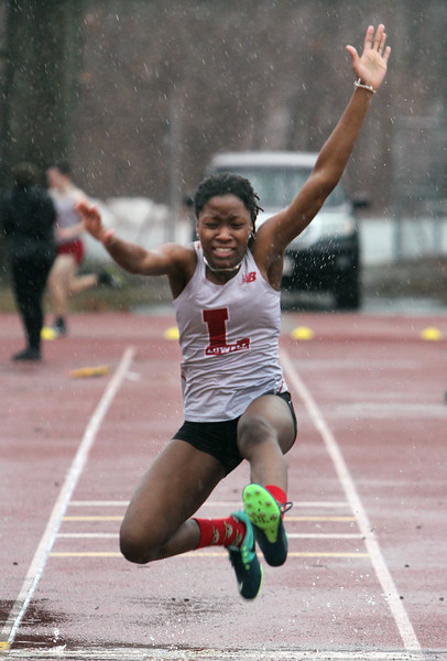 Lowell vs Haverhill track 040418