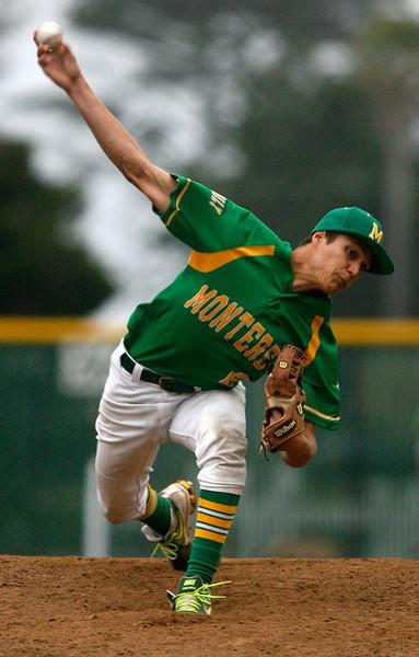 Monterey vs. Prospect Baseball 052114