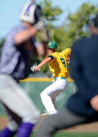 Monterey vs Salinas Baseball 041415