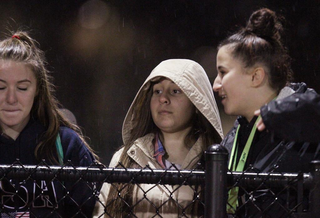 . Faces in the Crowd: Nashoba Tech vs St. Mary\'s of Lynn football in MIAA Division 7 North championship. (SUN/Julia Malakie)