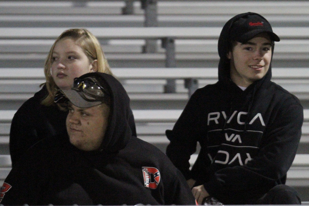 . Faces in the Crowd: Nashoba Tech vs Greater Lowell football. (SUN/Julia Malakie)