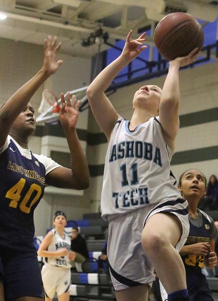 Nashoba Tech v Cristo Rey basketball 010218