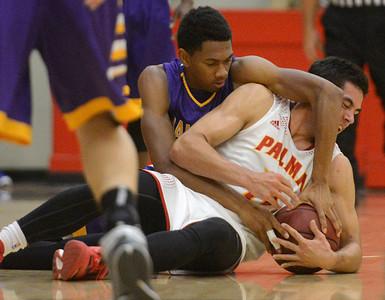 Palma vs. Salinas Basketball 012815